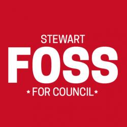Elect Stewart Foss for Town Council